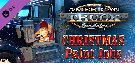 American Truck Simulator - Christmas Paint Jobs Pack