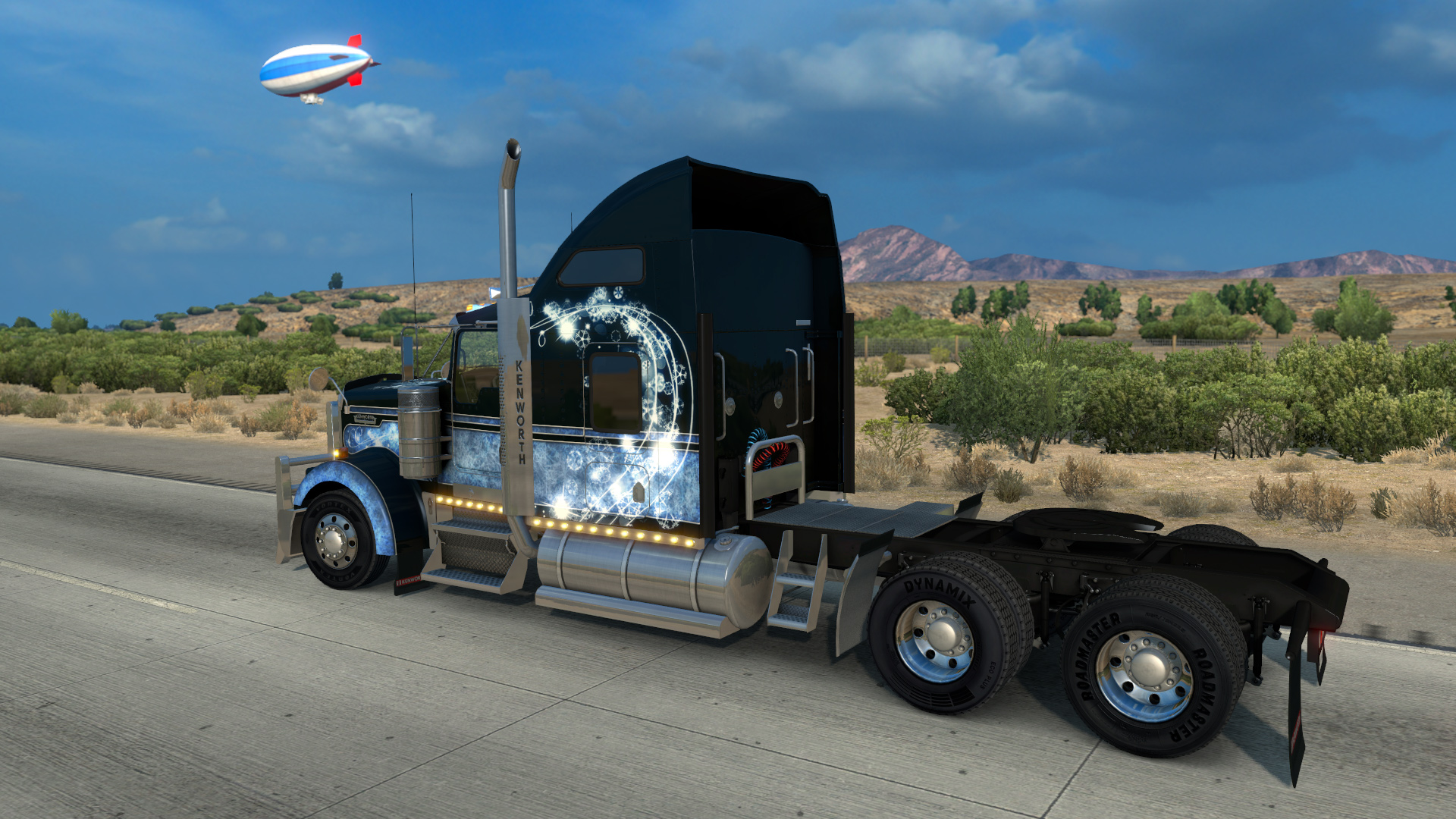 American Truck Simulator - Christmas Paint Jobs Pack