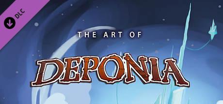 Deponia Artbook