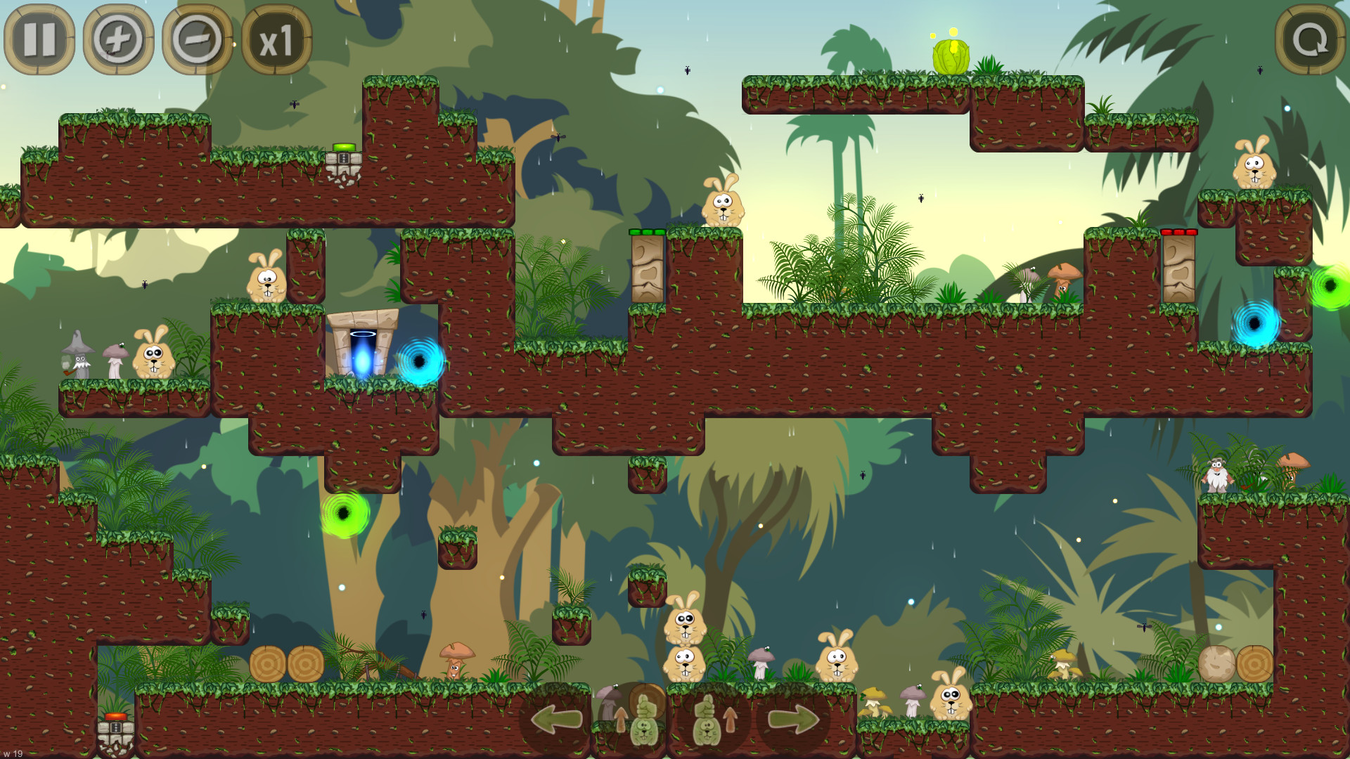 Bunnyrama screenshot