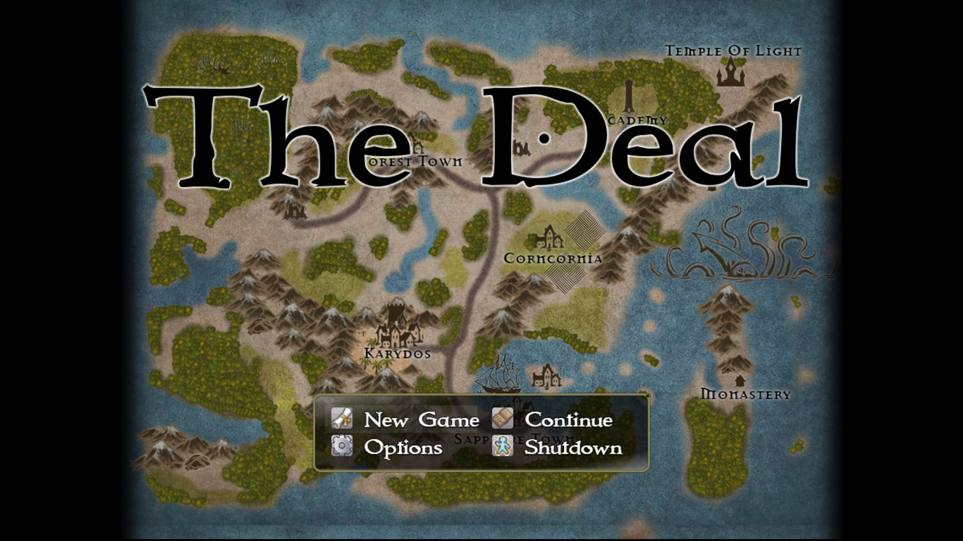 The Deal screenshot