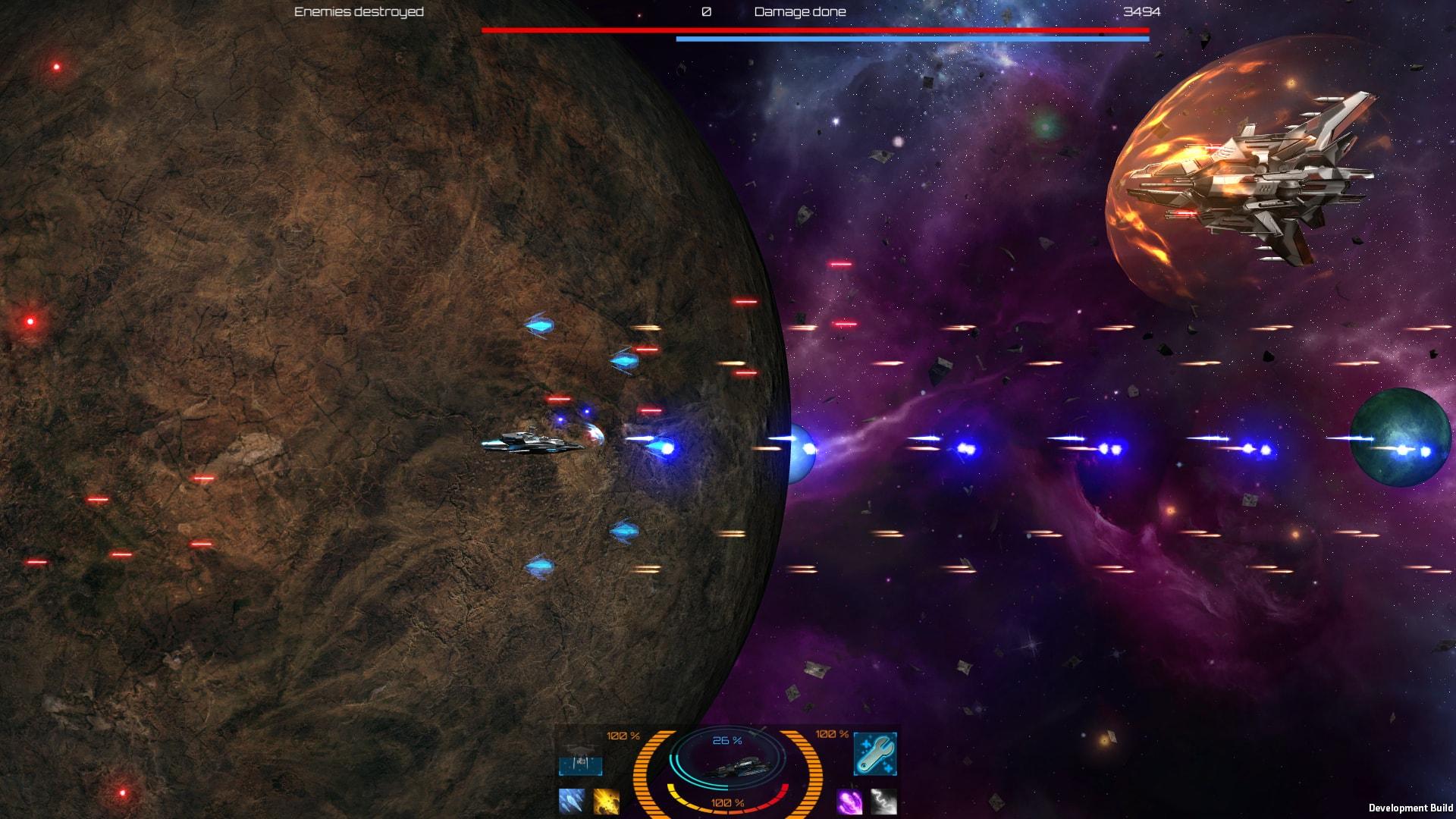 Duke of Alpha Centauri screenshot