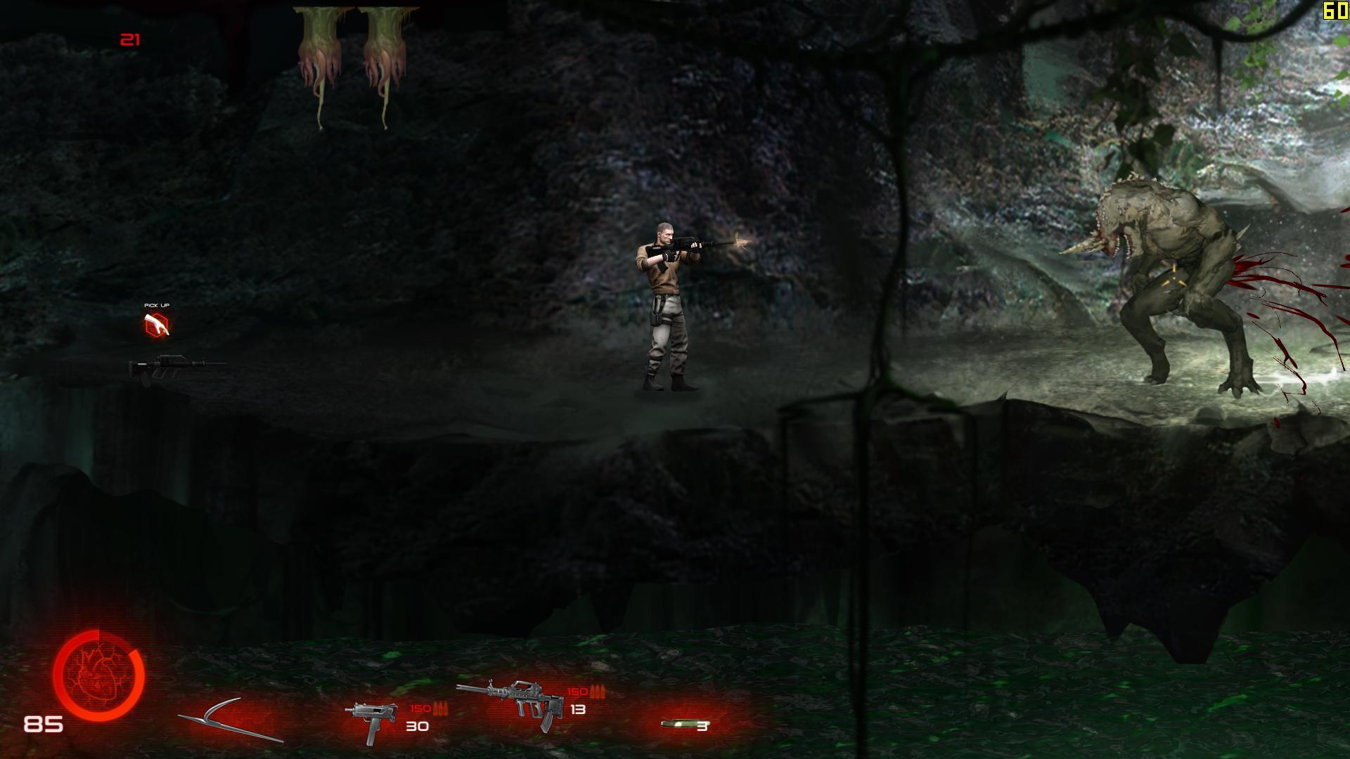 RYAN BLACK screenshot