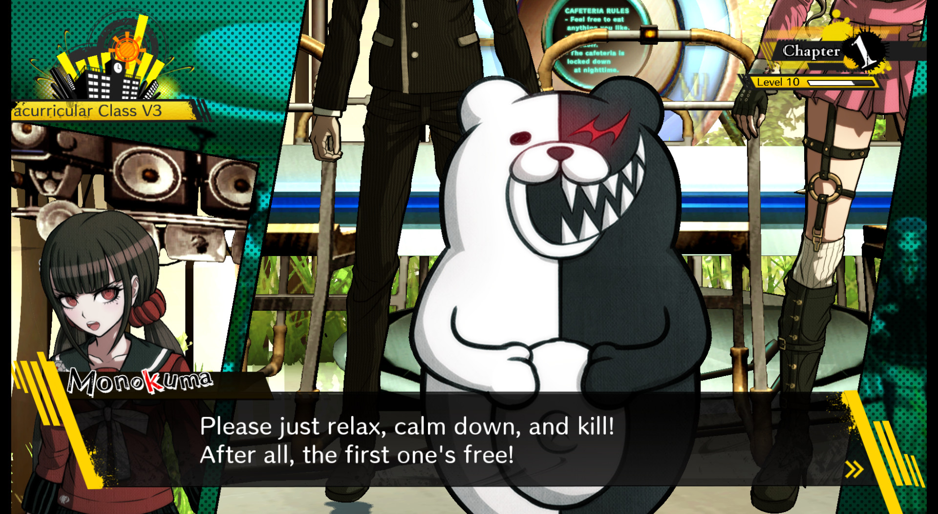Danganronpa V3: Killing Harmony Screenshot 2