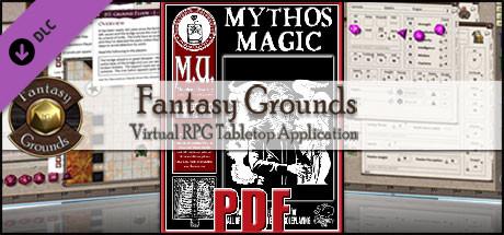 Fantasy Grounds - Mythos Magic (CoC)