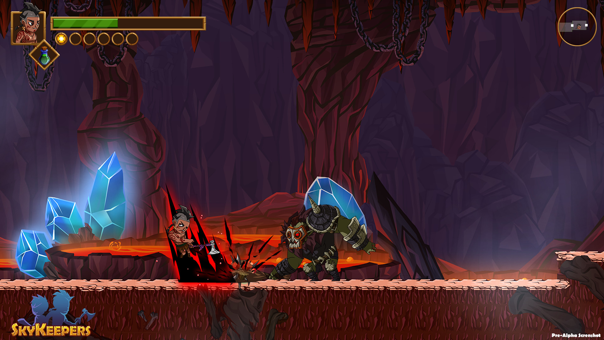 SkyKeepers Screenshot 3