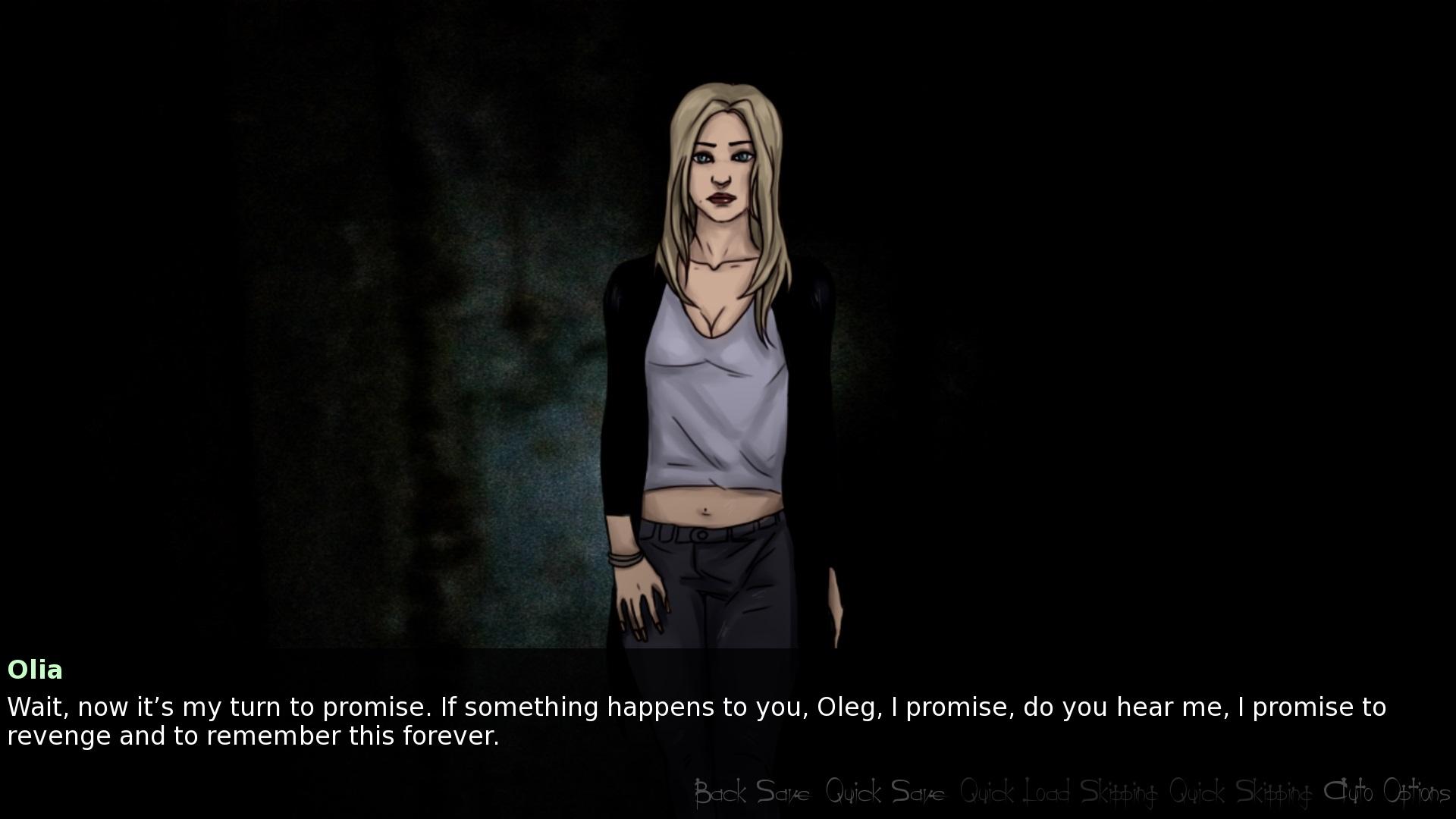 The Agony screenshot