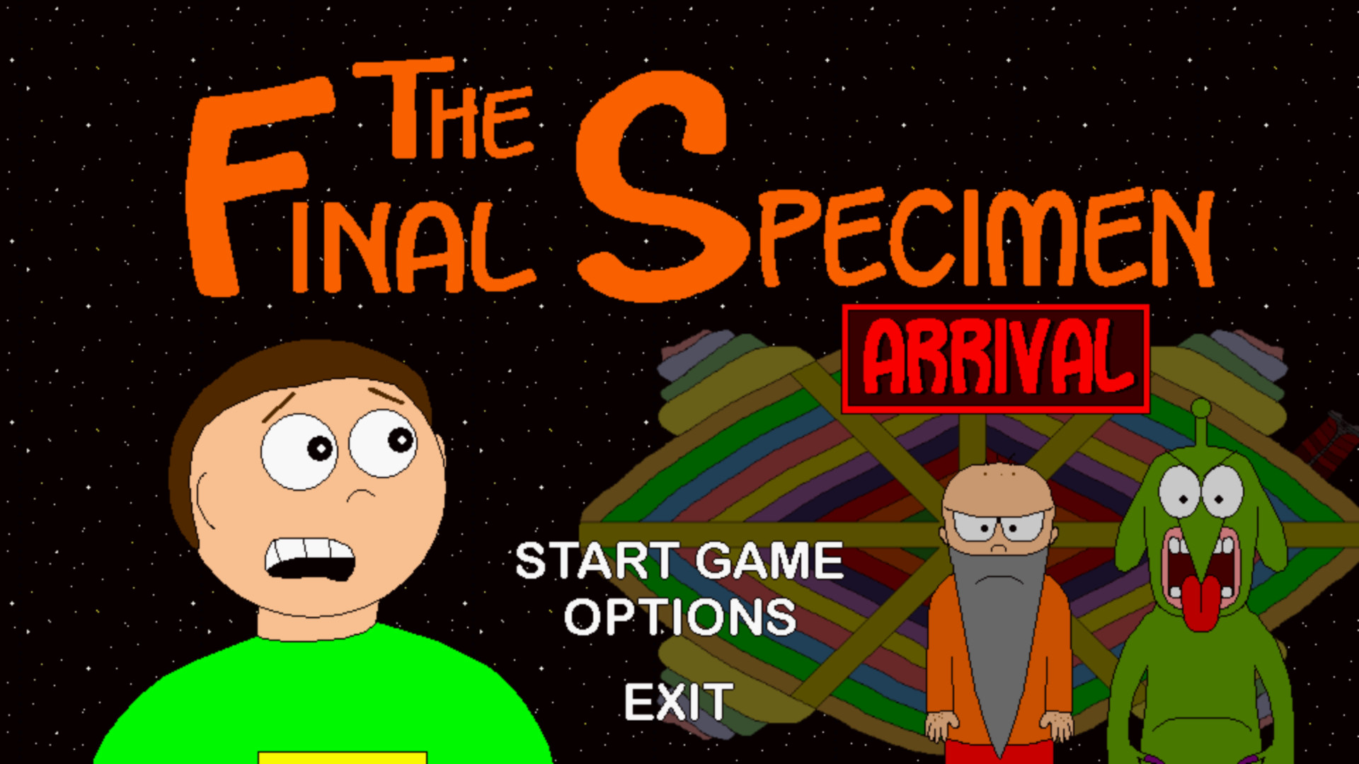The Final Specimen: Arrival screenshot