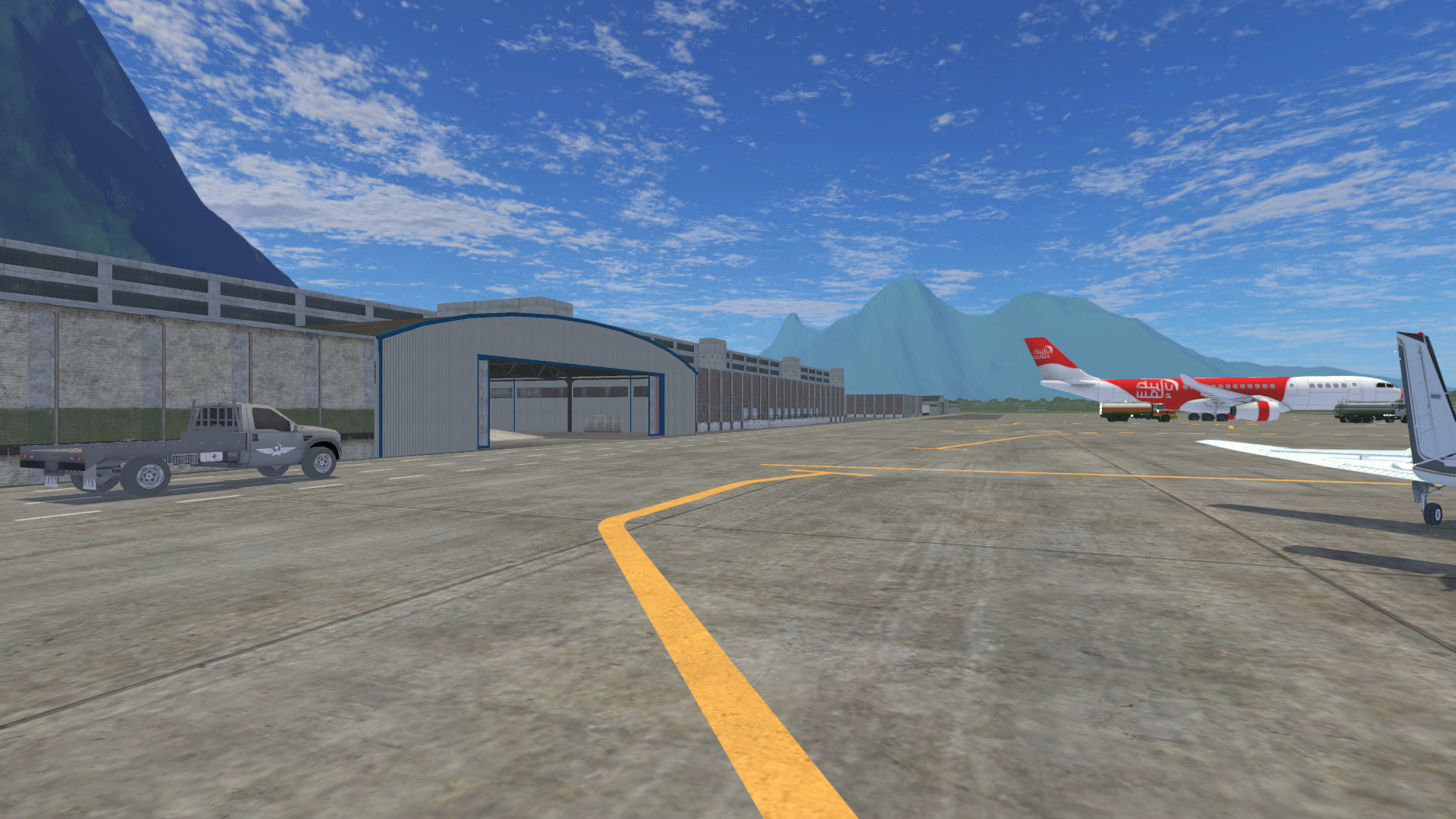 Flight Simulator: VR screenshot