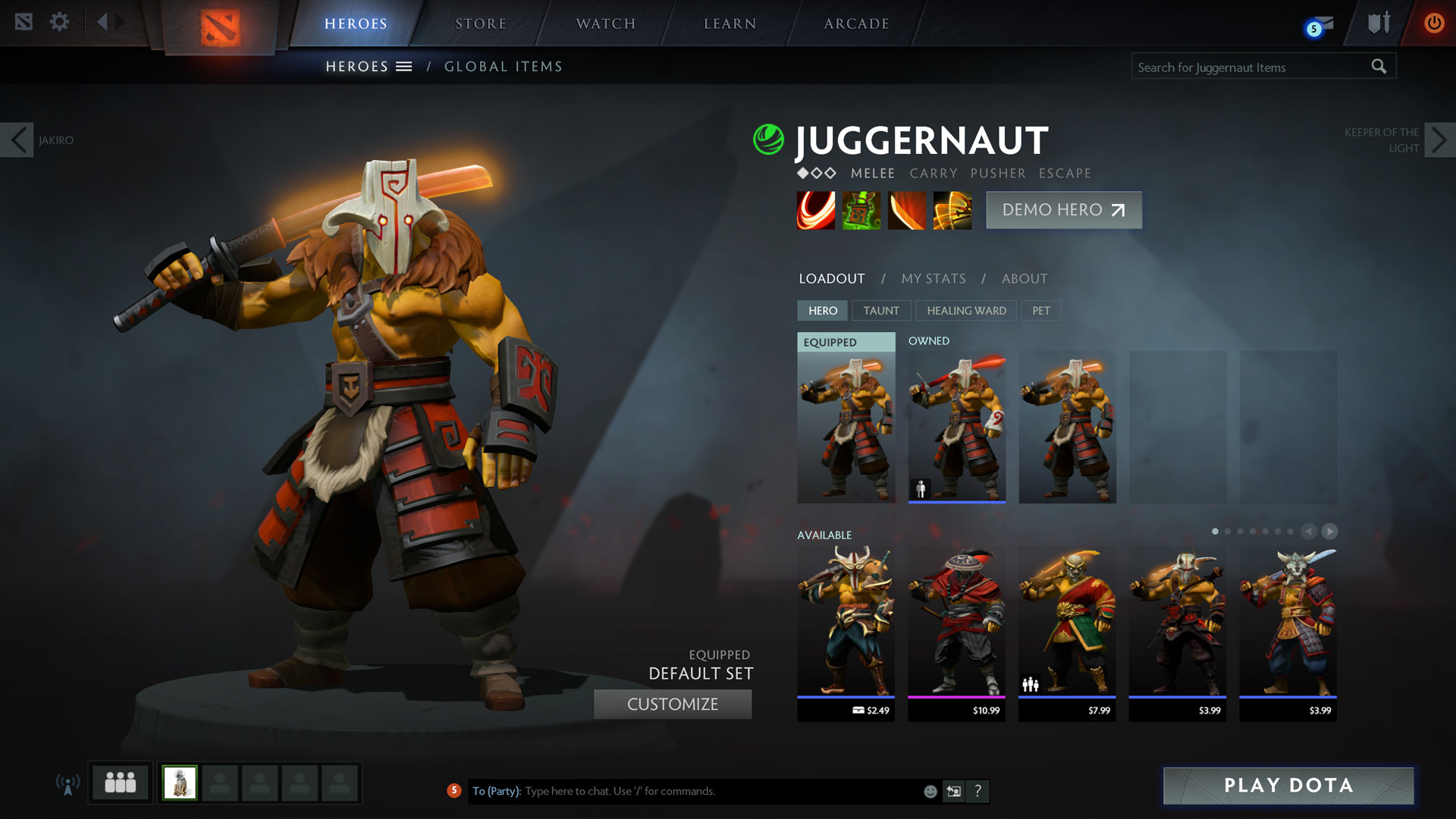 Dota 2 screenshot
