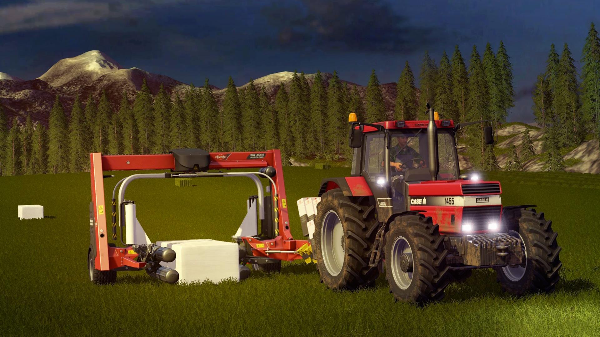 Farming Simulator 17 - KUHN Equipment Pack screenshot