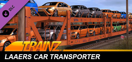 Trainz 2019 DLC: Laaers Car Transporter
