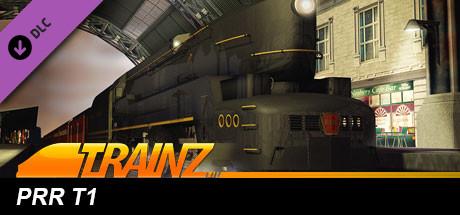 Trainz 2019 DLC: PRR T1