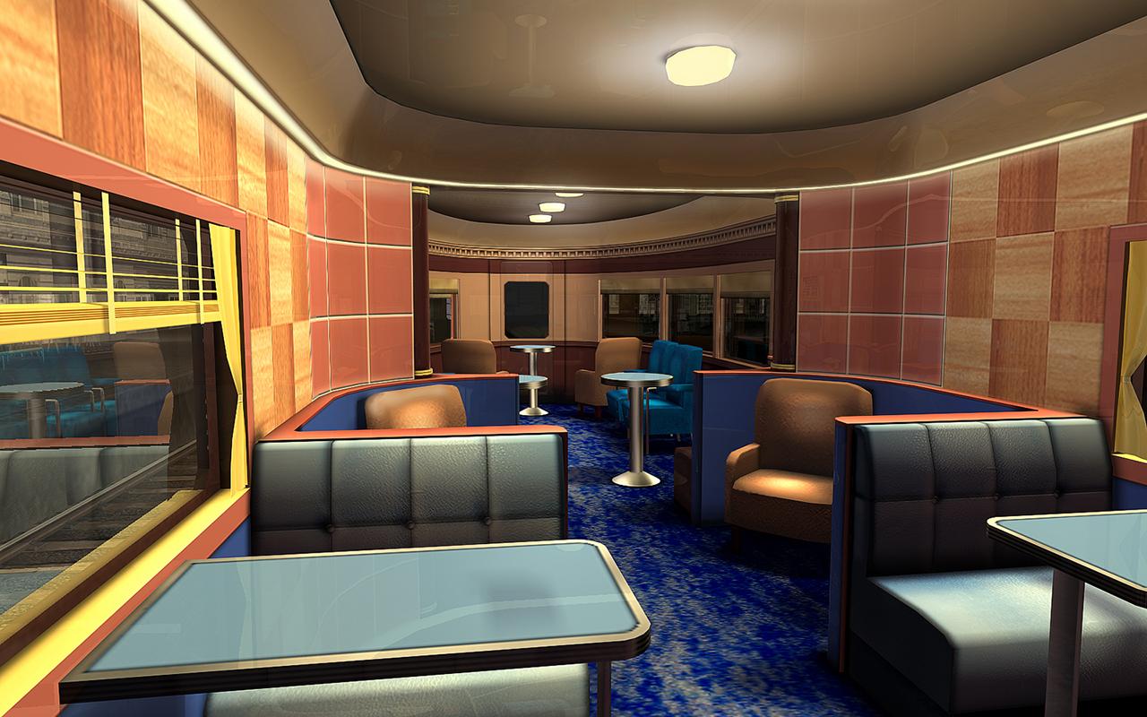 Trainz 2019 DLC: PRR T1 screenshot