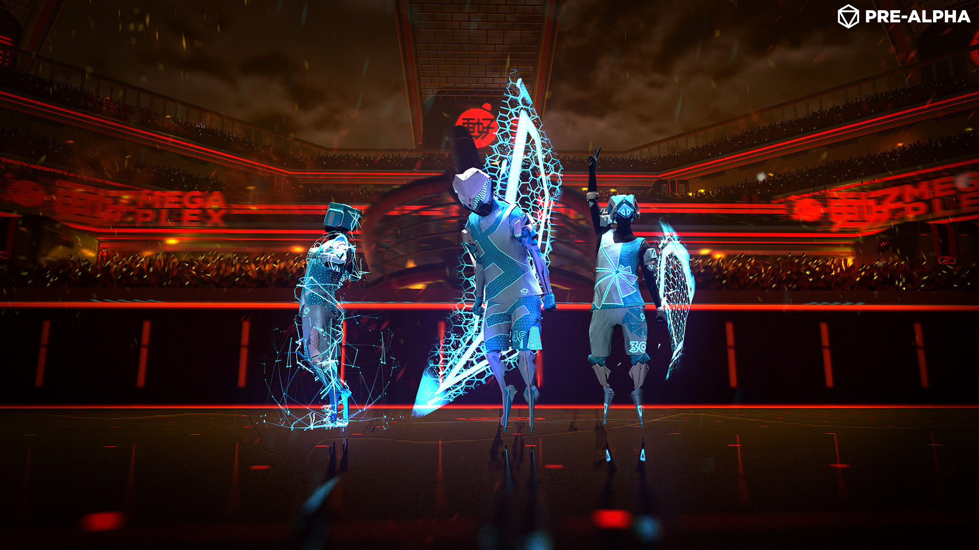 Laser League screenshot