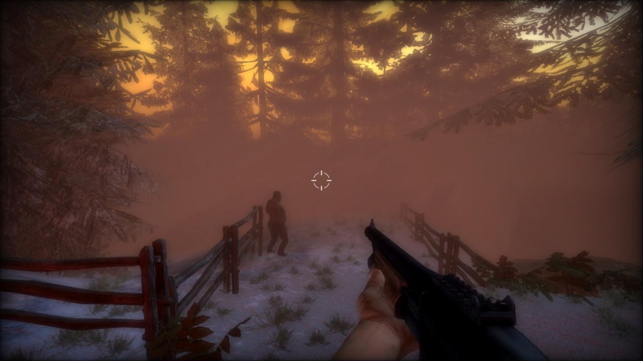 Xmas Zombie Rampage screenshot