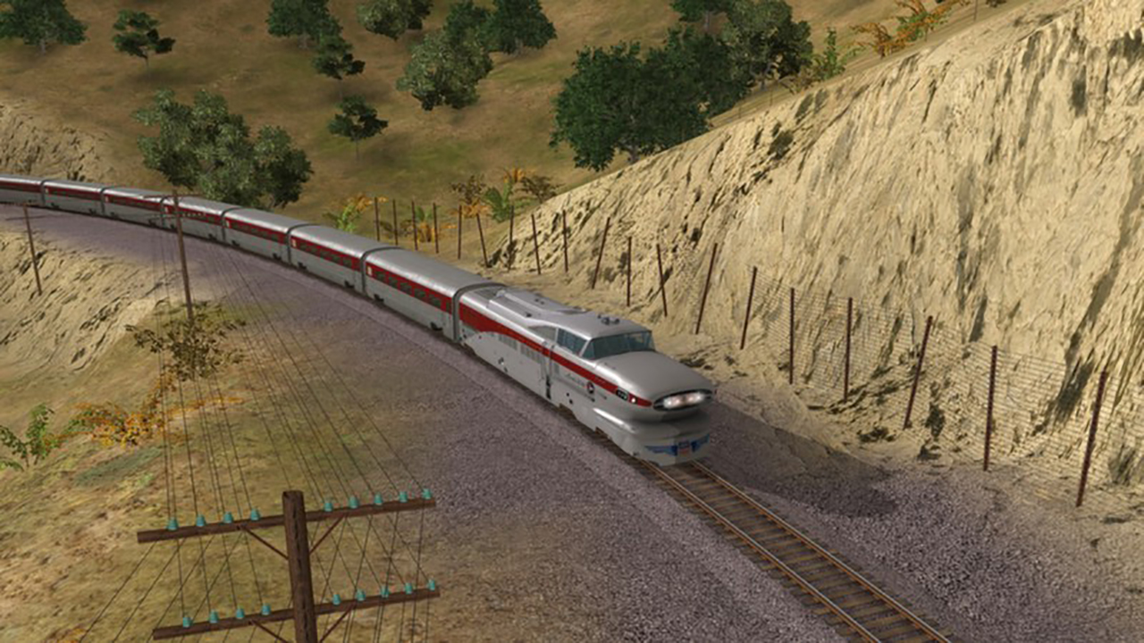 Trainz 2019 DLC: Aerotrain screenshot