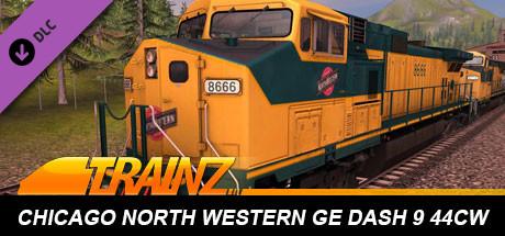 Trainz 2019 DLC: Chicago North Western GE Dash 9 44CW