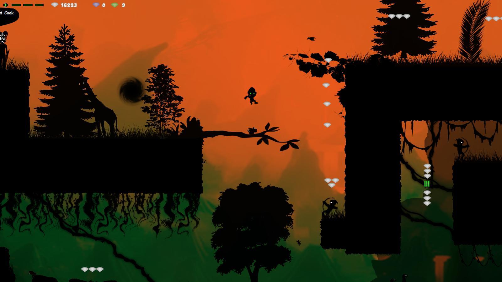 Fallen screenshot