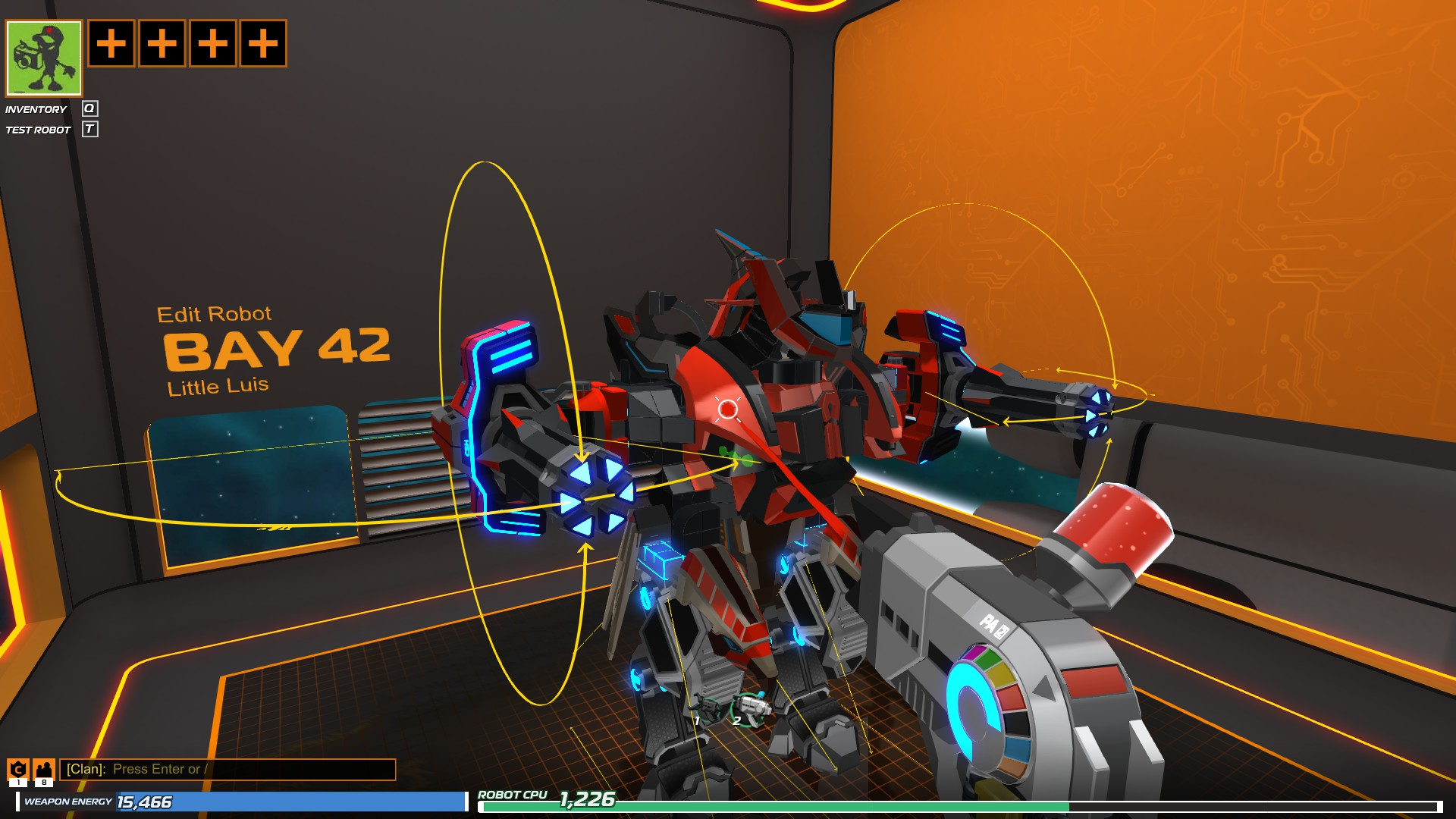 Robocraft - Premium for Life Pack screenshot