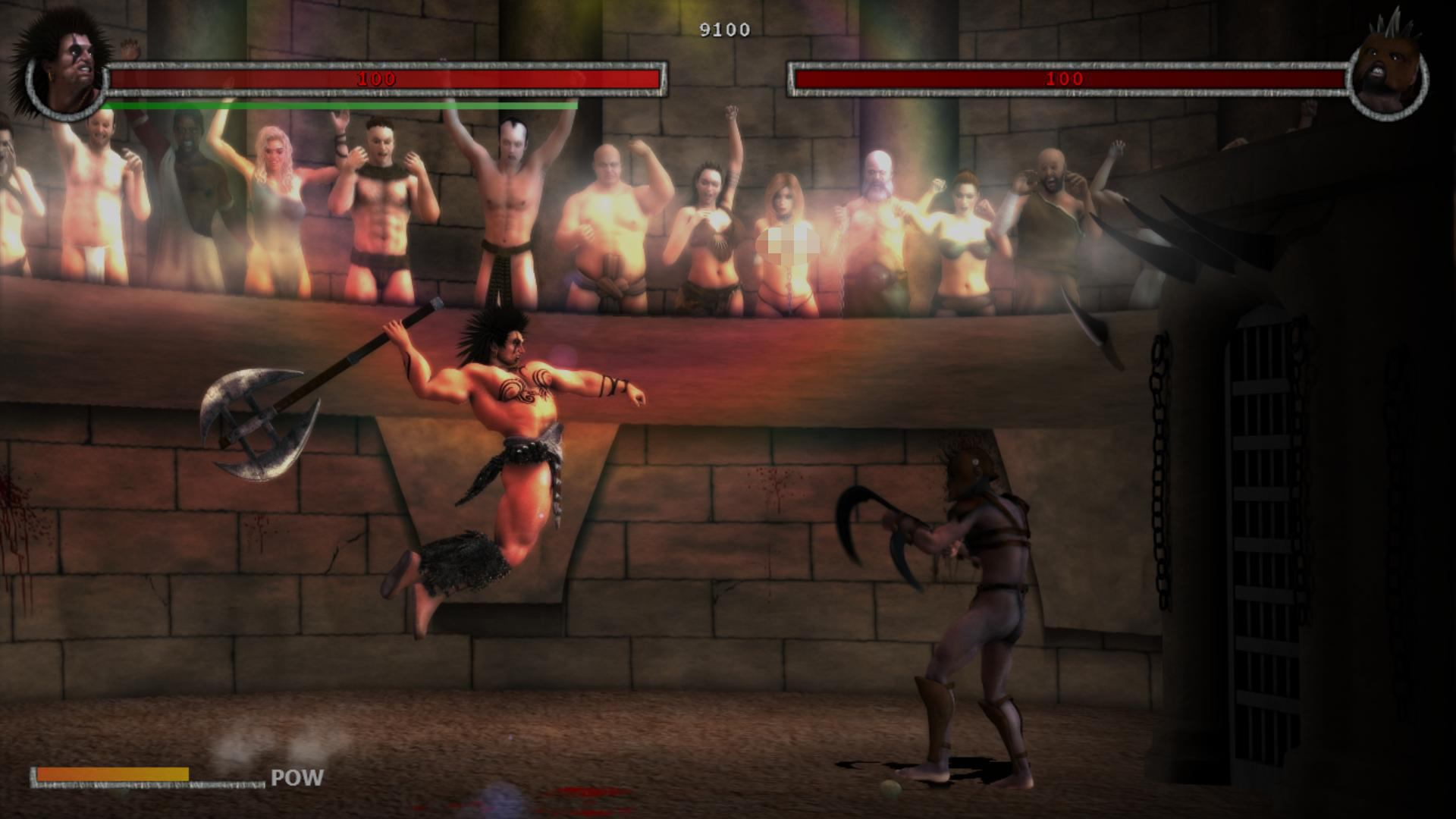 ARENA an Age of Barbarians story screenshot