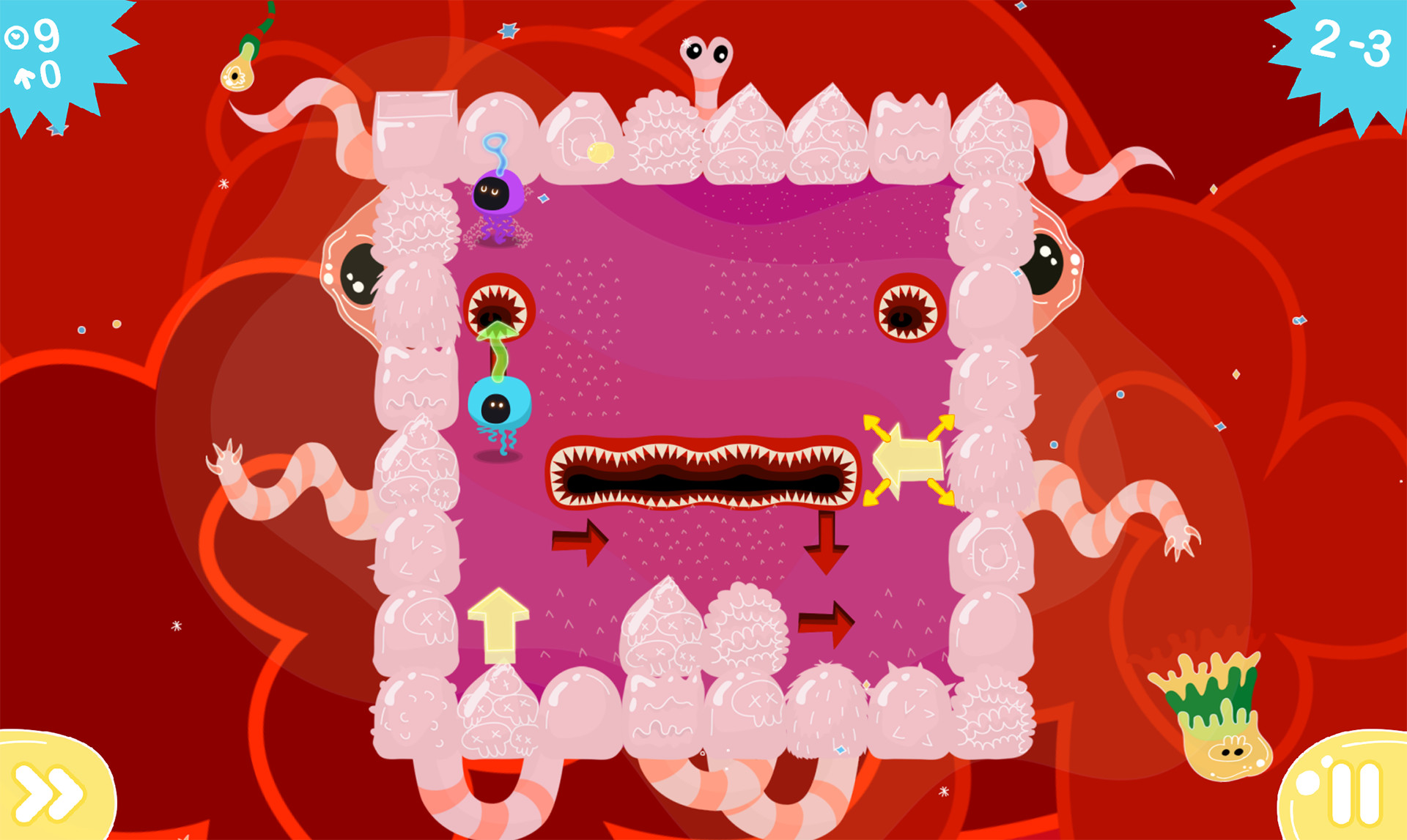 Idioctopus screenshot