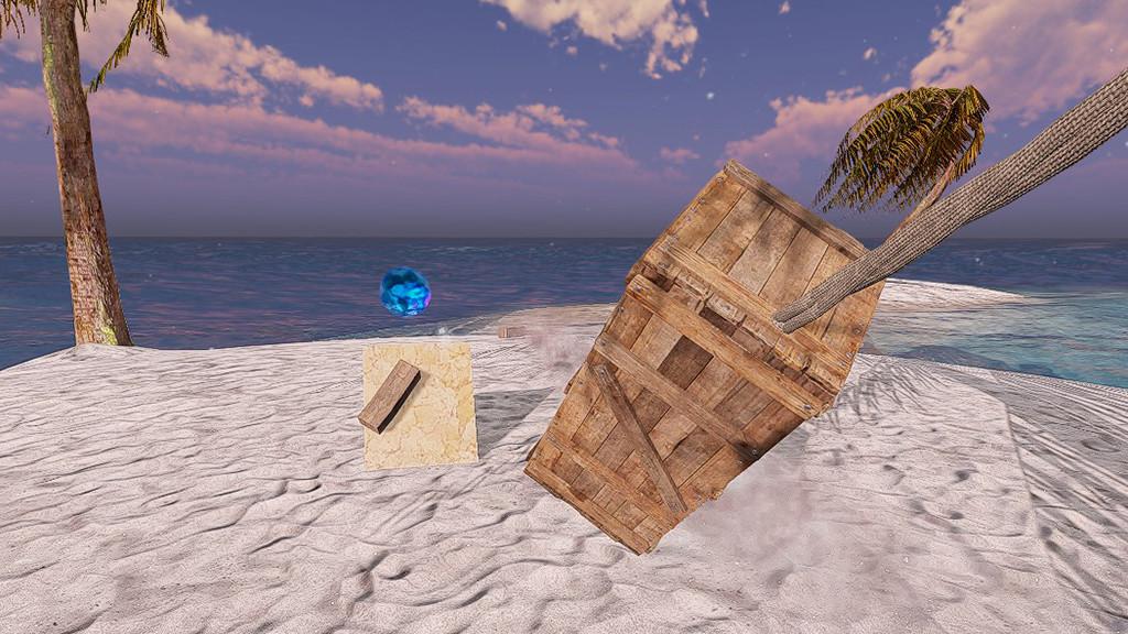 Puzzle Island VR screenshot