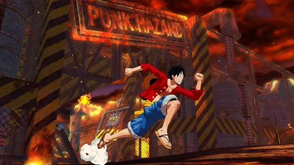 One Piece Unlimited World Red Deluxe Edition PC Download