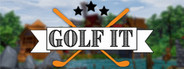 Logo for Golf It!