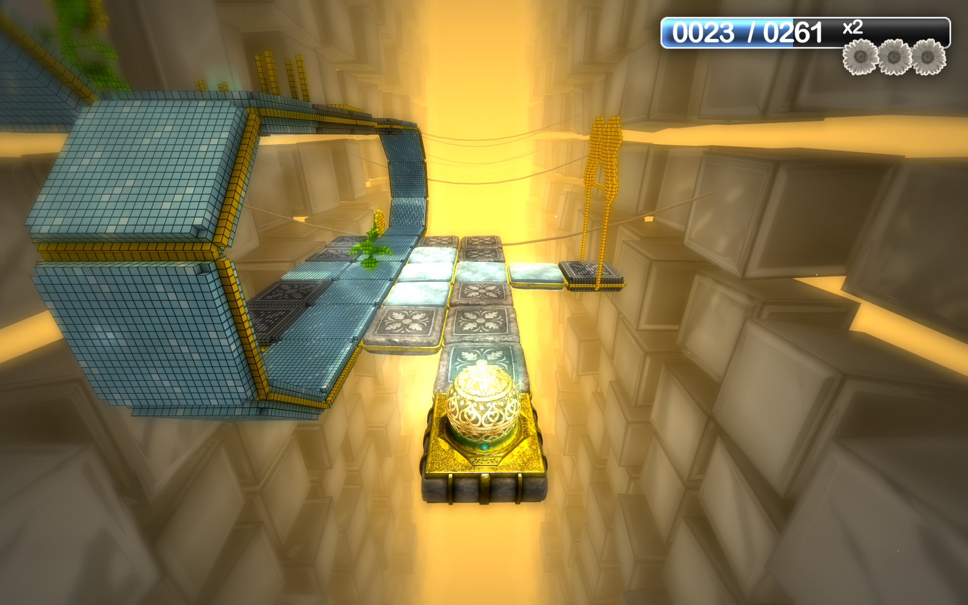 Puzzle Dimension screenshot