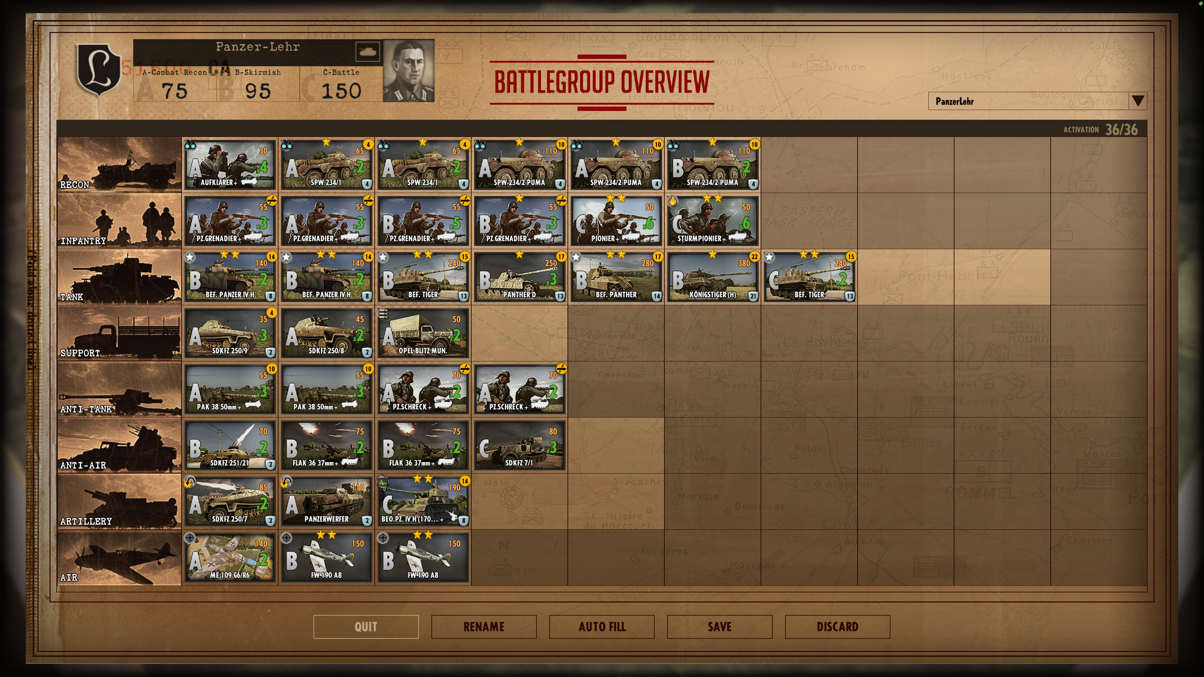 Steel Division: Normandy 44 screenshot