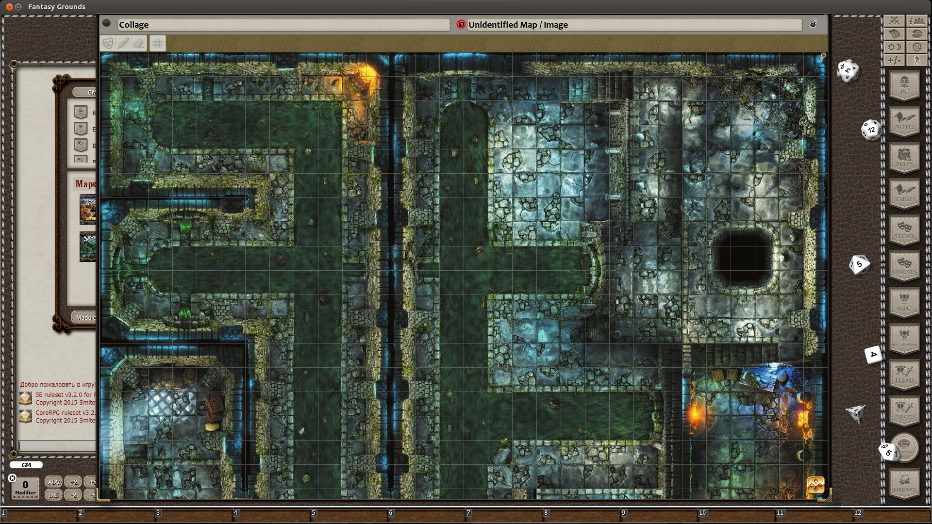 how to add action surge in fantasy grounds