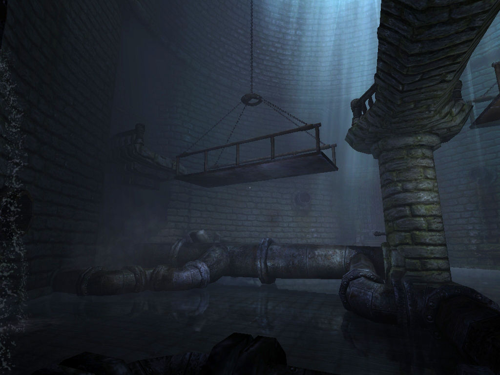 Amnesia: The Dark Descent screenshot 1