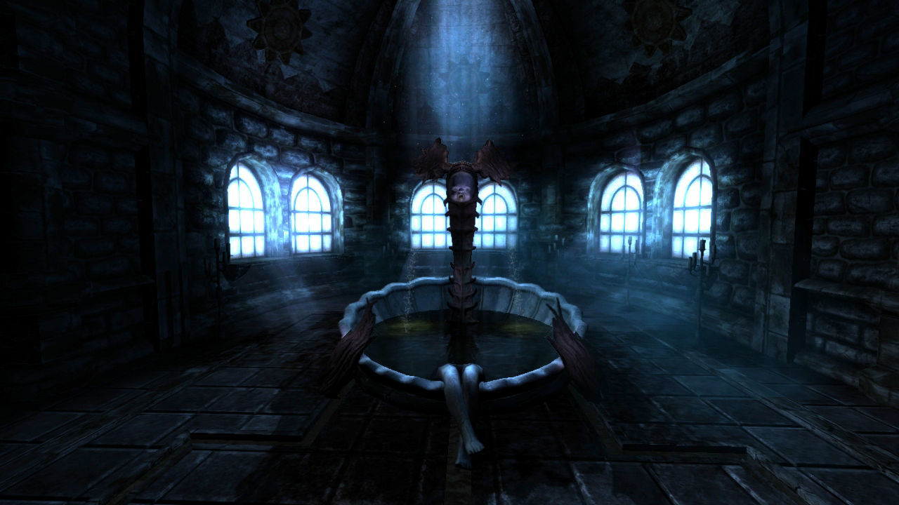 Amnesia: The Dark Descent screenshot 2