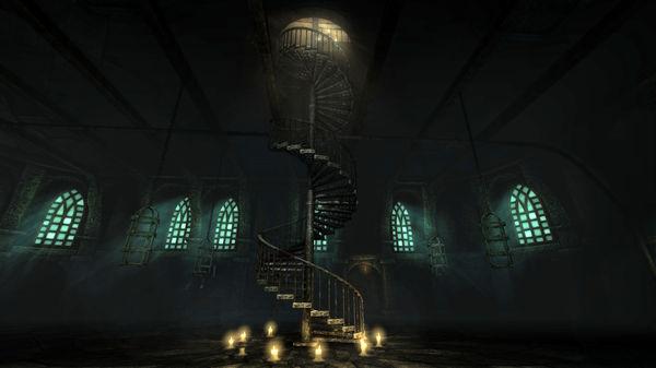 Amnesia dark descent secret