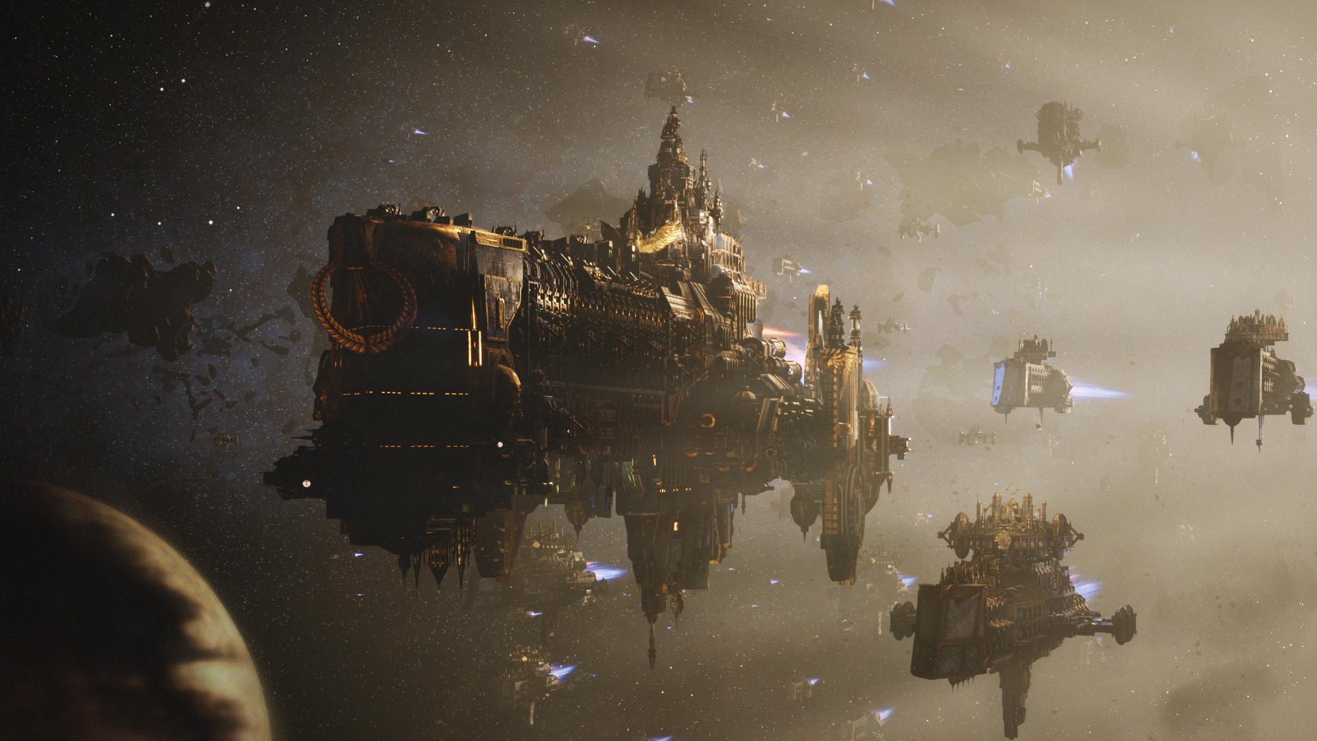 Battlefleet Gothic: Armada 2 screenshot