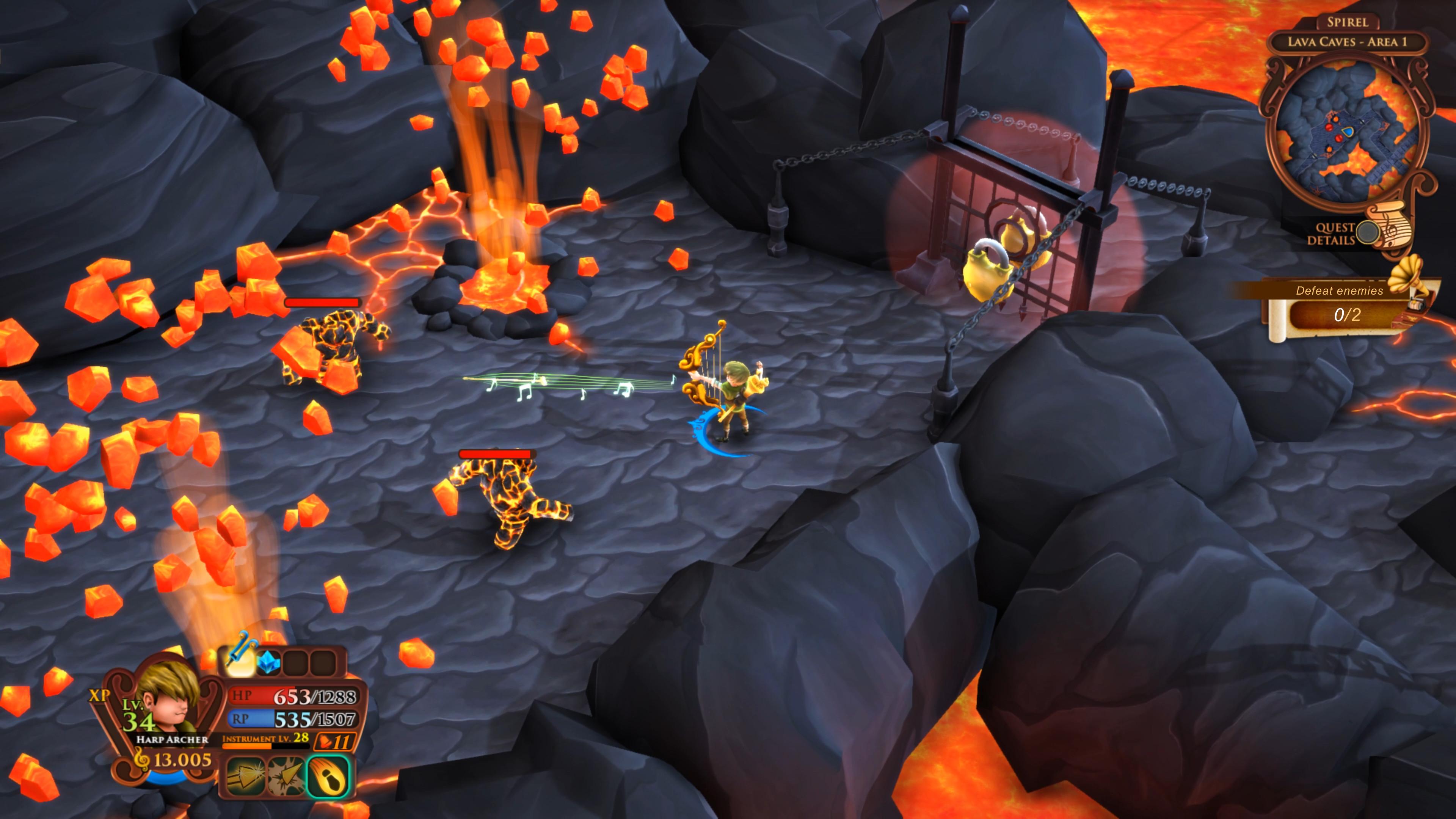 AereA screenshot