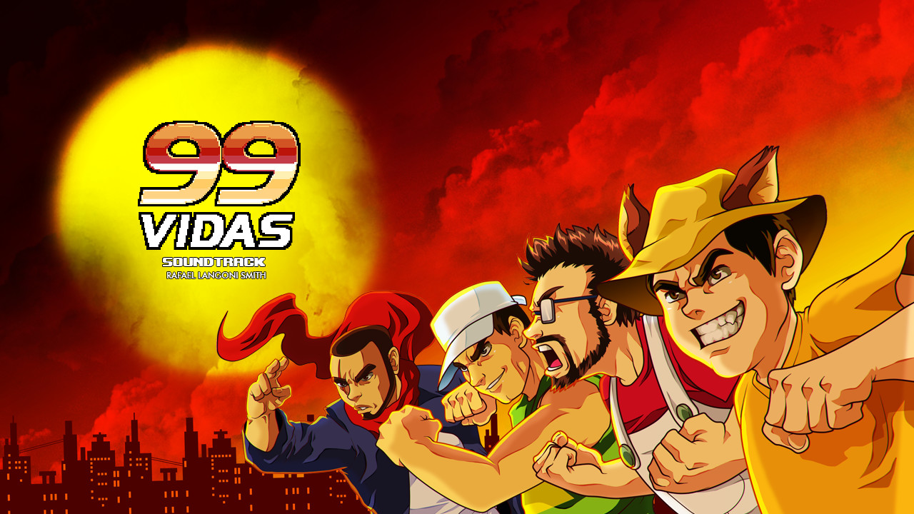 99Vidas - Soundtrack screenshot