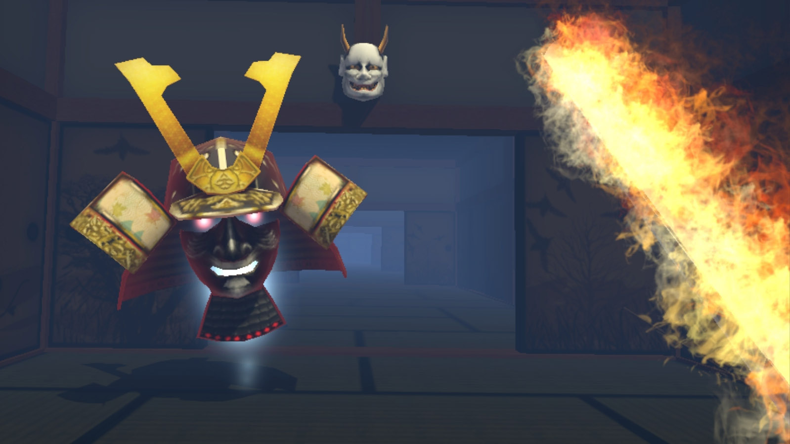 Samurai Sword VR screenshot