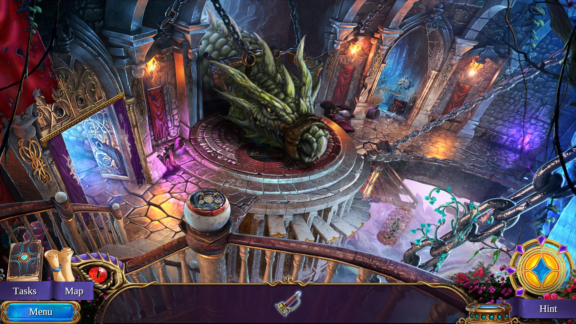 The Secret Order 5: The Buried Kingdom screenshot