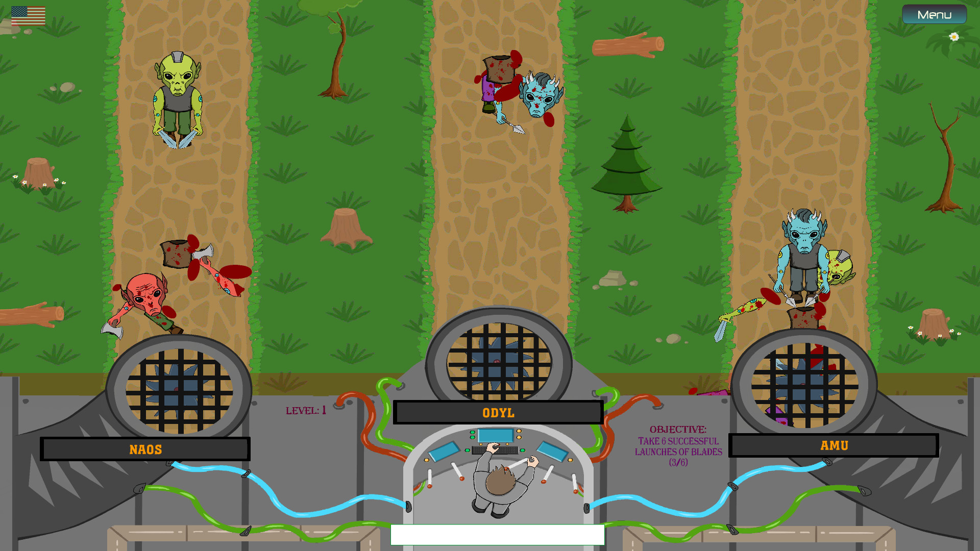 Word Killer: Revolution screenshot