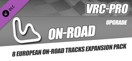 VRC PRO European On-road tracks Deluxe