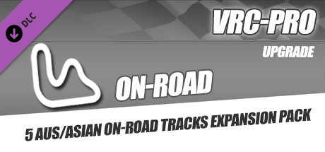 VRC PRO Asia On-road tracks Deluxe 2