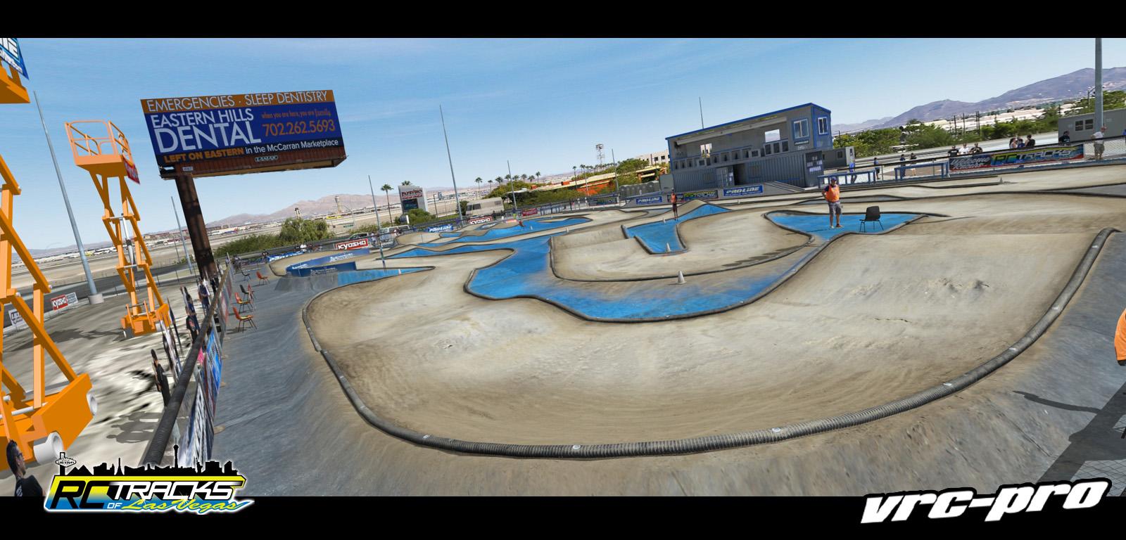 VRC PRO Deluxe Off-road tracks 4 screenshot