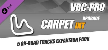 VRC PRO Deluxe Carpet tracks