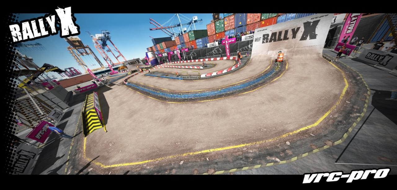 VRC PRO Rally-X pack screenshot