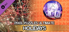 Pixel Puzzles Ultimate - Puzzle Pack: New Years