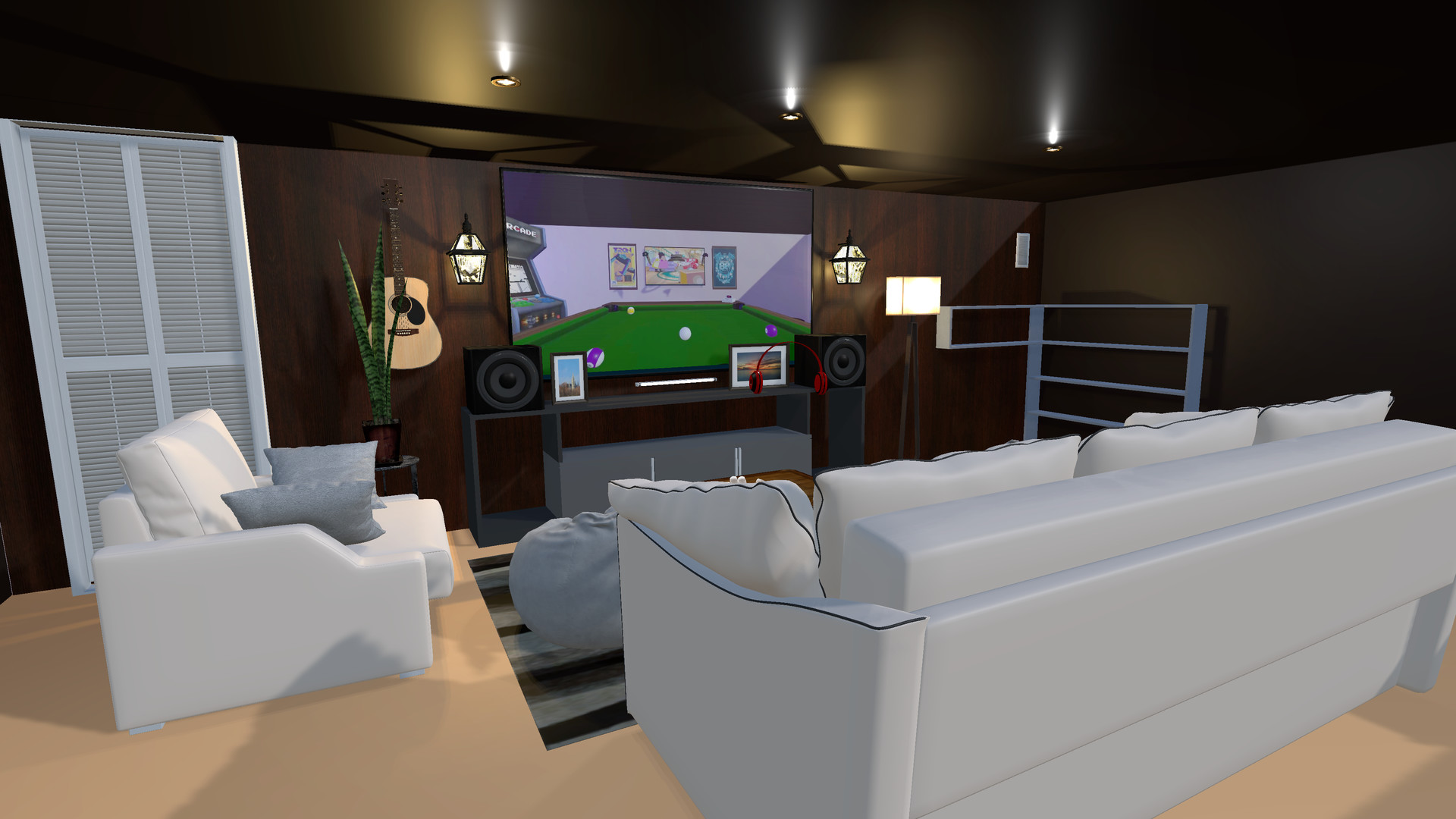Vr home on steam for Vr house