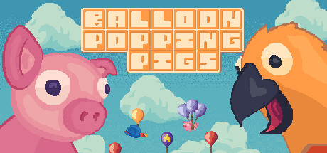 Balloon Popping Pigs