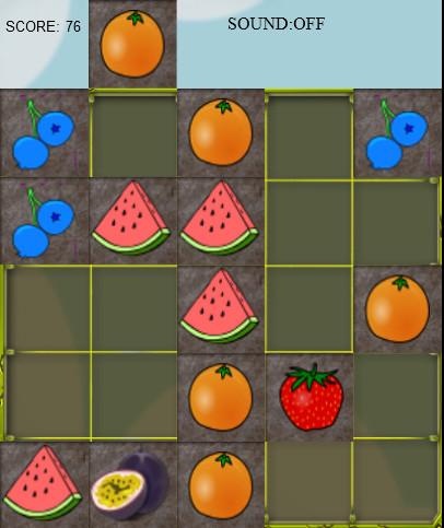 Fruit Arranger screenshot